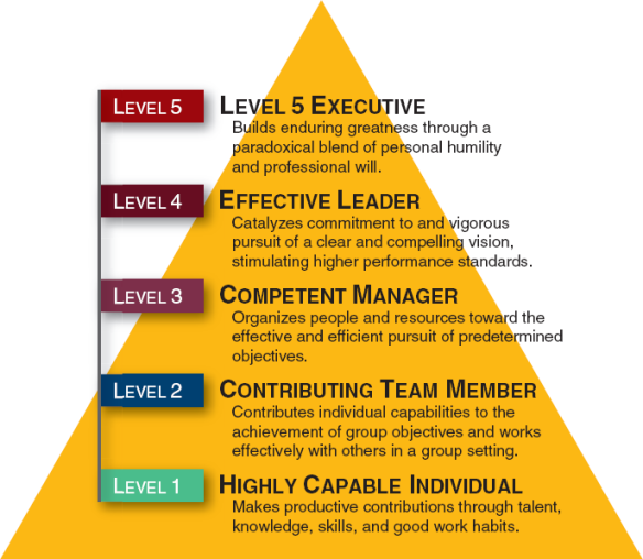 Level 5 Hierarchy